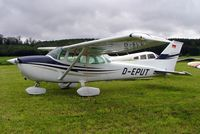 D-EPUT @ EDMT - Cessna 172M Skyhawk [172-62514] Tannheim~D 18/07/2009 - by Ray Barber