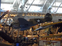 AK875 @ IAD - On display @ the Steven F. Udvar-Hazy Center - by Arthur Tanyel
