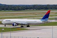 N826MH @ EDDM - Boeing 767-432ER [29713] (Delta Air Lines) Munich-Franz Josef Strauss~D 19/07/2009