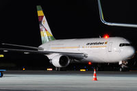 Z-WPF @ VIE - Air Zimbabwe