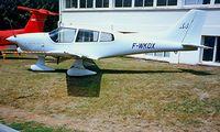 F-WKQX @ LFGI - Robin X-4 [001] (Pierre Robin) Dijon-Darois~F 27/05/1998