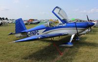 C-FNPC @ KOSH - Vans RV-7 - by Mark Pasqualino