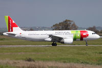 CS-TNT @ LIRF - Taxiing