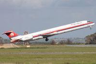 I-SMEZ @ LIRF - Take off