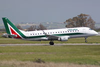 EI-RDK @ LIRF - Take off