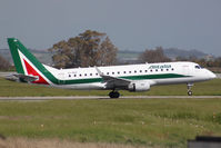 EI-RDC @ LIRF - Take off