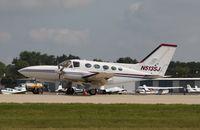 N513SJ @ KOSH - Cessna 421C