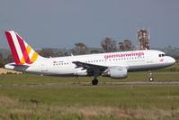 D-AKNL @ LIRF - Take off