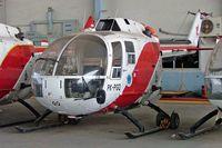 PK-PGQ @ WIIP - Nurtanio/MBB NBo.105CB-2 [S8.458] Jakarta-Pondok Cabe~PK 25/10/2006