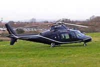 N109TF @ EGBC - Agusta A.109A-2 [7328] Cheltenham Racecourse~G 13/03/2008