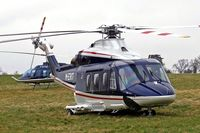 M-ERIT @ EGBC - AgustaWestland AW.139 [31102] (Mercury Engineering Ltd) Cheltenham Racecourse~G 14/03/2008 - by Ray Barber