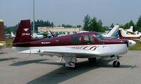 CF-RJJ @ CYOO - Mooney M.20E Super 21 [410] Oshawa~C 25/06/2005 - by Ray Barber
