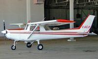 C-GZJF @ CYFD - Cessna 152 [152-80173] Brantford~C 24/06/2005 - by Ray Barber