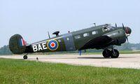 C-GZCE @ CYOO - Beech D.18S [A-156] (Canadian Warplane Heritage) Oshawa~C 25/06/2005 - by Ray Barber