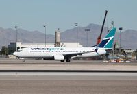 C-GWSA @ KLAS - Boeing 737-800 - by Mark Pasqualino