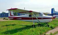 C-GJHD @ CYFD - Cessna 172 Skyhawk  [28151] Brantford~C 24/06/2005 - by Ray Barber