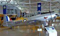CF-CWZ @ CYHM - CF-CWZ   North American NA-64 Yale Mk.1 [64-2206] (Canadian Warplane Heritage) Hamilton~C 24/06/2005 - by Ray Barber