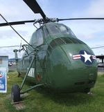 57-1708 - Sikorsky CH-34C Choctaw at the Pacific Coast Air Museum, Santa Rosa CA - by Ingo Warnecke