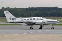 OE-FFE @ LOWW - Cessna 421C Golden Eagle [421C-0120] Vienna-Schwechat~OE 13/09/2007