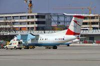 OE-LTM @ LOWW - De Havilland Canada DHC-8Q-314B Dash 8 [527] (Austrian Arrows) Vienna-Schwechat~OE 16/04/2005