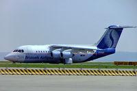 OO-DJT @ LOWW - BAe 146-RJ85 [E2294] (SN Brussels Airlines) Vienna-Schwechat~OE 16/04/2005