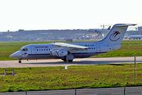 D-AJET @ EDDF - BAe 146-200 [E2201] (EuroWings) Frankfurt~D 22/04/2005