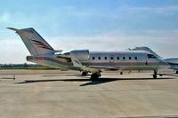 OE-IYA @ LOWW - Canadair CL.604 Challenger [5435] Vienna-Schwechat~OE 16/04/2005