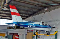 OE-DAI @ LOAU - Cessna 172B Skyhawk [172-47801] Stockerau~OE 16/04/2005