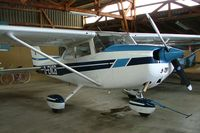 D-ENCB @ EDML - R/Cessna F.172N Skyhawk [1797] Landshut~D 19/04/2005 - by Ray Barber