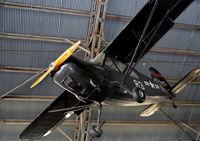 N1135V @ KFTW - Vintage Flying Museum - by Ronald Barker