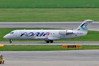 S5-AAJ @ LOWW - Canadair CRJ-200ER [8010] (Adria Airways) Vienna-Schwechat~OE 17/04/2005