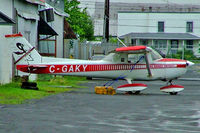 C-GAKY @ CYJN - Cessna 150L [150-72269] St. Jean~C 17/06/2005 - by Ray Barber