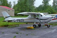 C-FBZD @ CYJN - Cessna 150L [150-73324] St. Jean~C 17/06/2005 - by Ray Barber