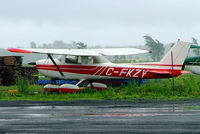 C-FKZY @ CYJN - Cessna 150L [150-74889] St. Jean~C 17/06/2005 - by Ray Barber