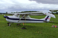 C-FYNA - Cessna 150J [150-70193] Vankleek Hill~C 18/06/2005. Stored next to Herbs Truck Stop on Route 417 Ontario. - by Ray Barber