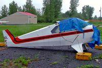C-GUOL @ CYJN - Piper PA-12 Super Cruiser [12-1007] St. Jean~C 17/06/2005 - by Ray Barber