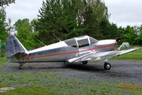 C-FHKV @ CST3 - Temco Globe GC-1B Swift [1205] Saint-Lazare~C 18/06/2005 - by Ray Barber
