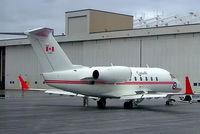144601 @ CYOW - Canadair CL.600S Challenger [1040] (Royal Canadian Air Force) Ottawa - Macdonald Cartier International~C 18/06/2005