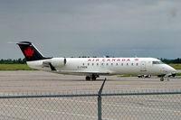 C-FWRR @ CYOW - Canadair Regional Jet 100ER [7107] (Air Canada) Ottawa-Macdonald Cartier International~C 18/06/2005