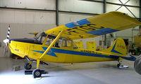 C-FTGC @ CYJN - Cessna L-19A Bird Dog [23475] (Royal Canadian Air Cadets / Air Cadets de L Air ) St. Jean~C 17/06/2005 - by Ray Barber
