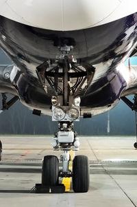 G-MONK @ EPKK - Monarch Airlines