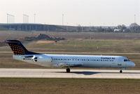 D-AFKC @ EDDP - In memory of a lost airline.... - by Holger Zengler
