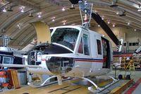 C-FYZV @ CYOW - Bell 205A-1 [30055] (National Research Council) Ottawa-Macdonald Cartier International~C 18/06/2005