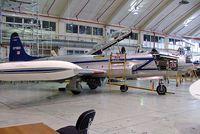 C-FSKH @ CYOW - Canadair T-33AN Silver Star Mk.3 [T33-379] (National Research Council) Ottawa-Macdonald Cartier International~C 18/06/2005 - by Ray Barber