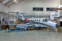 C-GPWM @ CYOW - Cessna Citaton Jet 1 [525-0440] Ottawa-Macdonald Cartier International~C 18/06/2005 - by Ray Barber