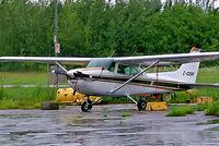 C-GDDK @ CYHU - Cessna 172M Skyhawk [172-66164] St. Hubert~C 17/06/2005 - by Ray Barber