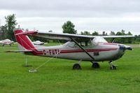 C-FUTI @ CST3 - Cessna 172G Skyhawk [172-54796] Saint-Lazare~C 18/06/2005 - by Ray Barber