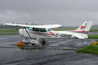 C-GBSN @ CYJN - Cessna 172N Skyhawk [172-68797] St. Jean~C 17/06/2005 - by Ray Barber