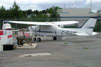 C-GJJD @ CYOW - Cessna 172R Skyhawk [172-80309] Ottawa-Macdonald Cartier International~C 18/06/2005 - by Ray Barber