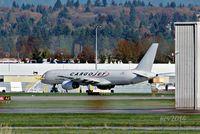 C-FLAJ @ YVR - Now with Cargojet as C-FLAJ - by metricbolt